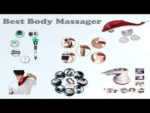 10 Best Body Massager In India 2019 With Price