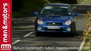 Richard Hammond's Review Of A Subaru Impreza (2000)