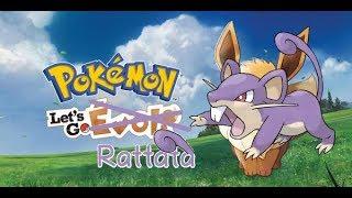 [FR] Pokemon Let's Go Rattata - Partie 2