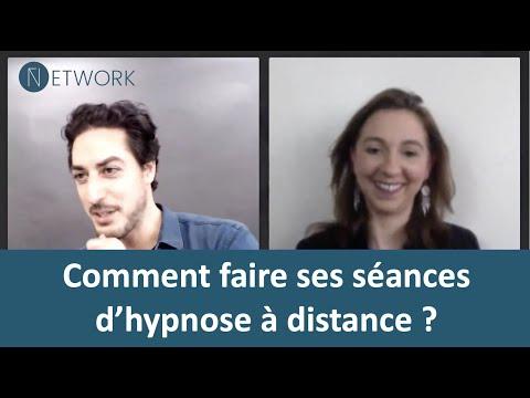 Comment Faire Ses Séances D'hypnose à Distance ? Kévin Finel & Aurélie Janot Sur Network