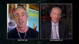 Dan Savage: Love Under Lockdown | Real Time with Bill Maher (HBO)