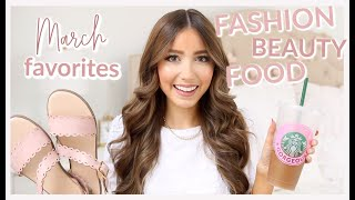 MARCH FAVORITES 2020 | FASHION, BEAUTY, LIFESTYLE