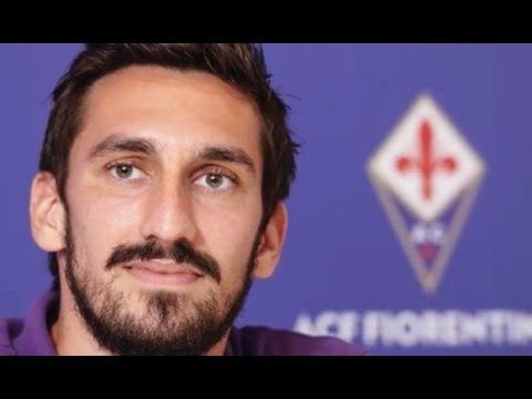 """""""Ciao Capitano"""", il commovente ricordo della Fiorentina per Davide Astori"""