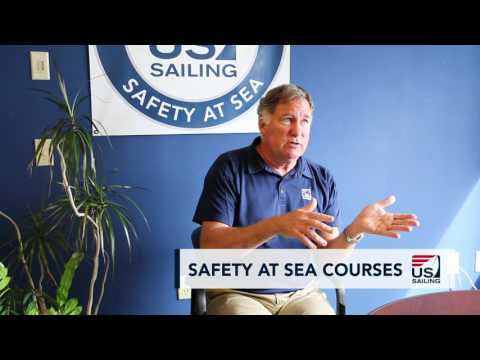"""This is what we do"" - Chuck Hawley on US Sailing Safety at Sea"