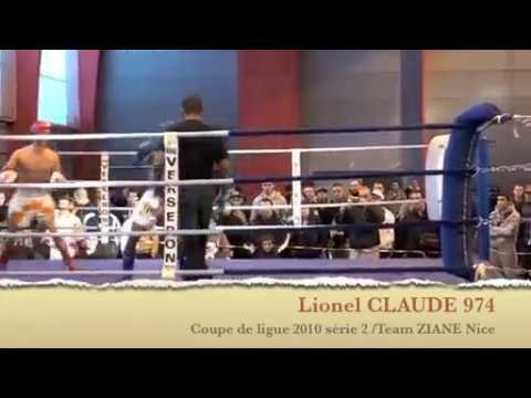 Lionel A Claude ko first round