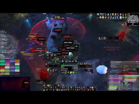 Illios | Just Kill The Boss | Mythic Ghuun Kill | Warlock PoV