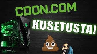 """ÄLÄ osta näitä """"peli""""tietokoneita + 1500€ pelikonepaketti"""