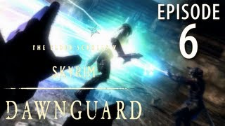 Skyrim: Dawnguard Walkthrough in 1080p, Part 6: Getting Serana Out of Dimhollow (in 1080p HD)