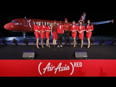 Fly (RED) Save Lives: AirAsia announces partnership with (RED)