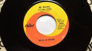 Watch Billie Jo Spears Mr Walker Its All Over video