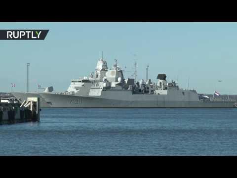 Tallinn, Estonia - Norwegian Breakaway Maiden Departure from Tallinn (2018) from YouTube · Duration:  7 minutes 4 seconds