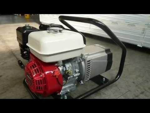 Generatore di corrente continuativi made in italy for Generatore honda usato