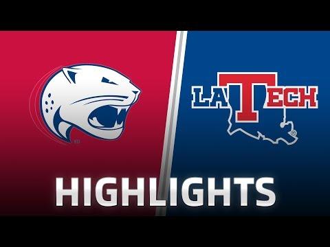 Highlights: South Alabama at LA Tech