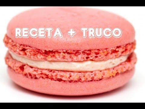 Image Result For Receta Macarons