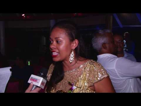 Sherin Francis, chief executive, Seychelles Tourism