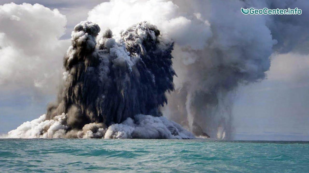 underwater volcano pictures - 990×684