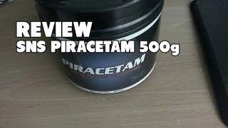 [REVIEW] SNS Piracetam Review