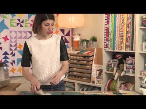 Blocks-A-Go-Go: Confetti, A Modern Quilt