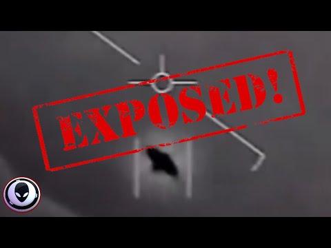 LEAKED PENTAGON UFO FOOTAGE EXPOSED?..