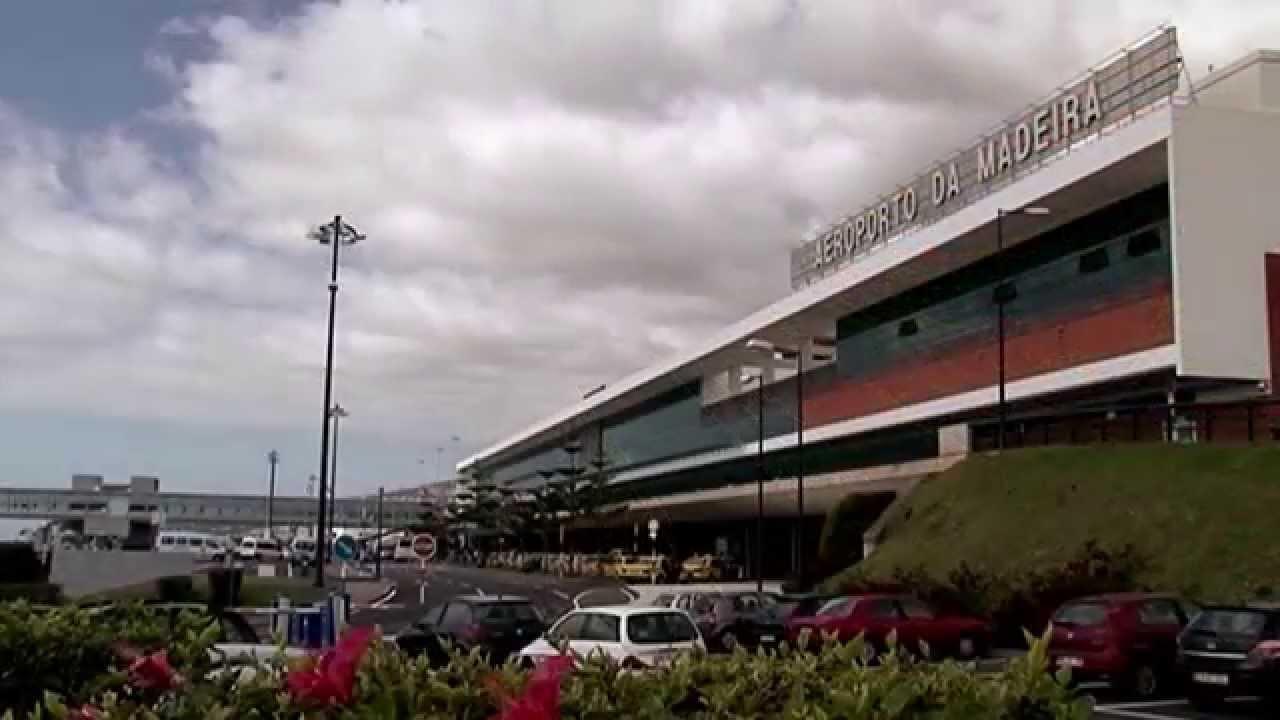 Aeroporto Madeira : Aeroportos madeira youtube