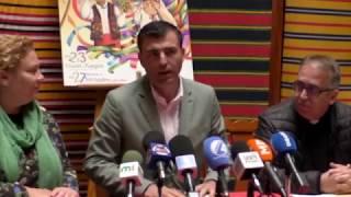 Presentación de las Fiestas de Mayo de Los Realejos 2018