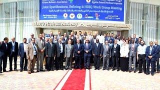 عقد مؤتمر منظمة المكررين الأفارقة فى صناعة البترول بمشاركة 16 دولة أفريقية
