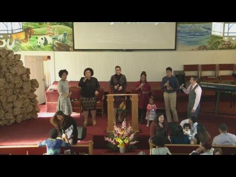 """Sabado - 28 October - Tema """"Victoria en Cristo"""" - Predica Angel Reyes"""