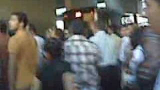 Metrobüs Zincirlikuyu Duragi