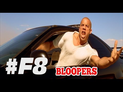 Fast & Furious - 8 | BLOOPERS |The Fate Of The Furious 2017| BEHIND SCENES