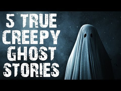 5 TRUE Creepy & Unexplainable Paranormal Ghost Stories | (Scary Stories)