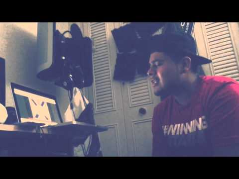 Chris Brown - War For You (Cover By I-zzy)
