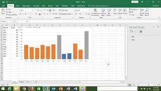 Dashboard Training - Excel Chart Tricks in Hindi