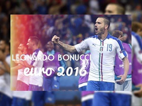 Leonardo Bonucci | EURO 2016 | Il nostro leone