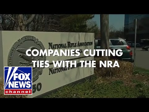 How the NRA boycott backlash is growing