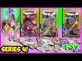 My Little Pony Series 4 Trading Cards Fun Packs Opening!