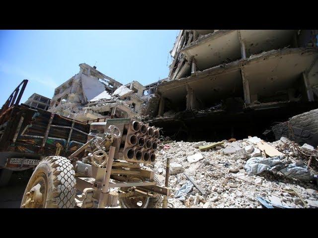 Syrian boy describes Douma 'chemical attack'