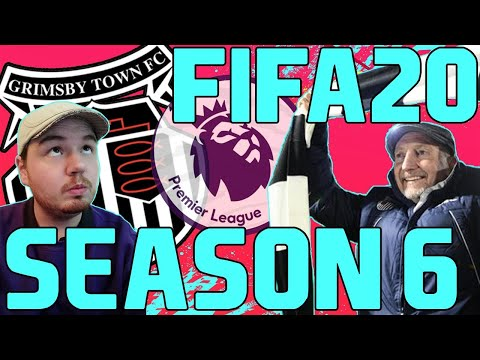 FIFA 20 Career Mode Livestream - Grimsby Town FC