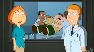 Family Guy !! Lois secretly took Peter away