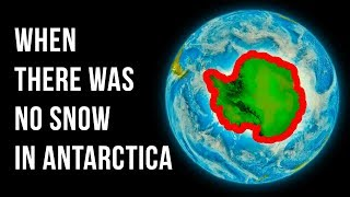 Antarctica Was Tropical and Green Once