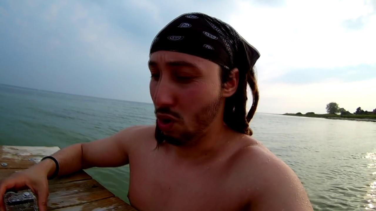 VLOG #تجربة السباحة في الدنمارك ، مغربي في دنمارك | جولة في البحر و مناظر جميلة 5