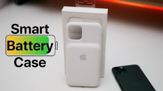 iPhone 11, 11 Pro and 11 Pro Max New Battery Case Review
