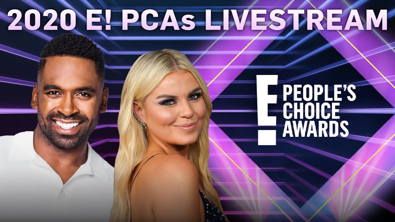 All The Red Carpet Looks At The 2020 People's Choice Awards