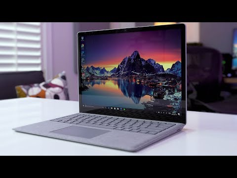 Thumbnail: Microsoft Surface Laptop Review: The Best Looking Windows Laptop!