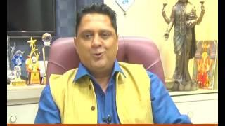 celeb astro numerologist sanjay b jumaani 2017 video predictions