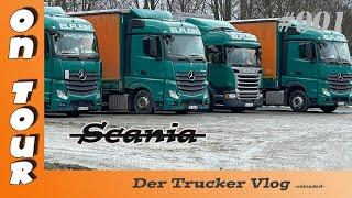 Nein zu Scania... |Vlog #901