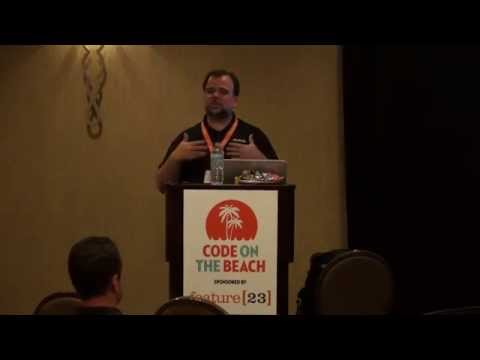 Jim Wooley - Reactive Extensions (Rx) In Action - Code on the Beach 2014