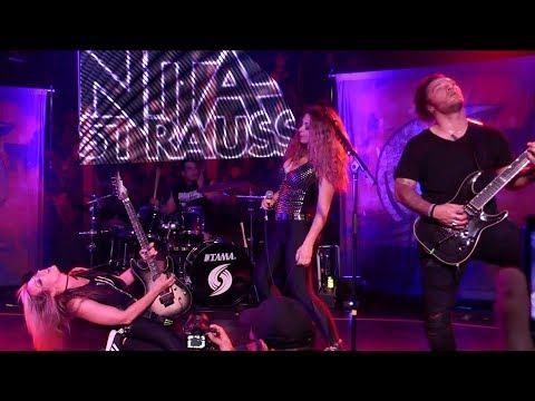 NITA STRAUSS (2019 Full Show 3K)@ Studio At Warehouse Live Houston TX