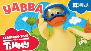 Meet Yabba | Learning Time with Timmy | Cartoons for Kids