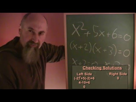 ASMR Math: The Power of Zero, Allows Us to Solve Equations - Male, Soft-Spoken, Chalk, x-intercepts