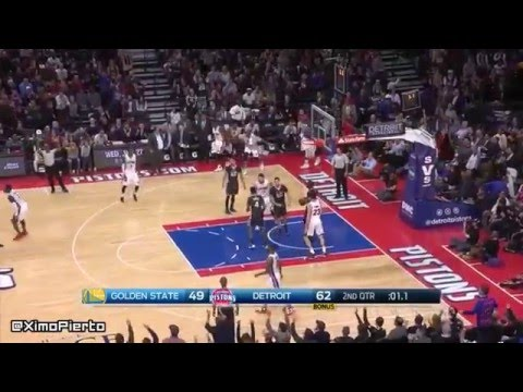 Detroit Pistons 2015-16 Highlights: Road To The Playoffs